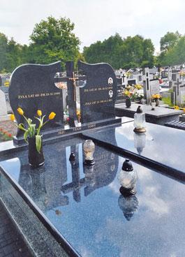 grobowiec poczesna
