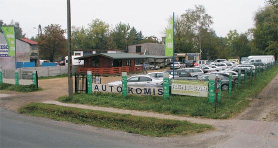 Salon samochodowy wroclaw
