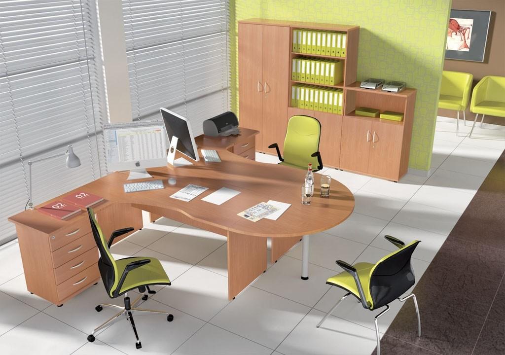 bosto nowoczesne i funkcjonalne meble biurowe częstochowa