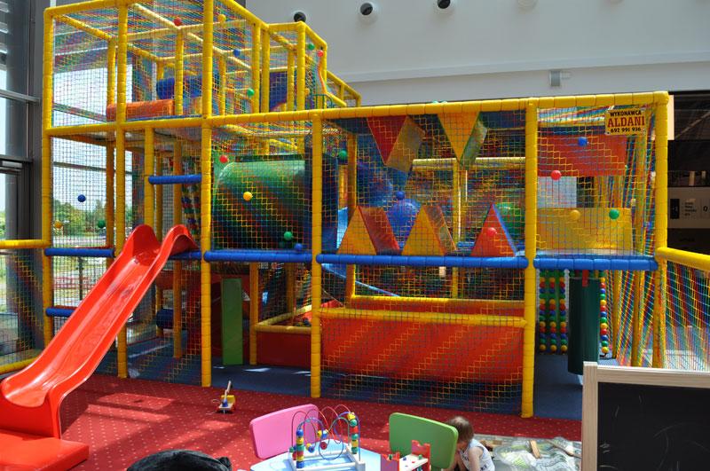 Unikalne sale zabaw .:: ALDANI ::. produkcja sal zabaw dla dzieci WK08